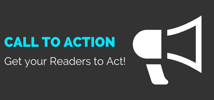 Blog Post - Call to Action