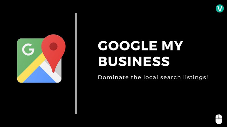 Google My Business Services image - London UK