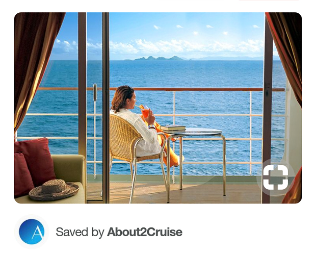 Pinterest Marketing - Cruise Travel - Relaxing at Sea