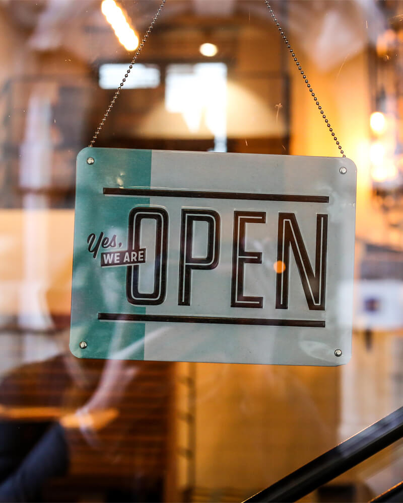Google My Business Services - Coffee Shop Image