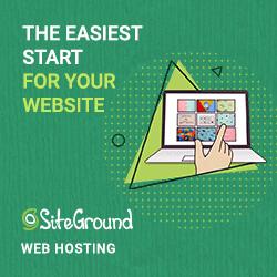 siteground web hosting banner