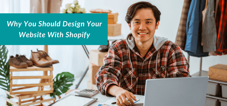 Shopify Web Design for Ecommerce